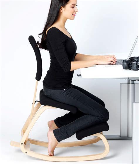 varier sedie ergonomiche varier schienale variable con cuscino step sedie