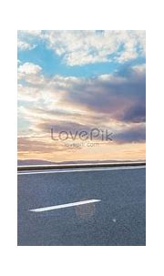 Highway horizontal line backgrounds image_picture free ...