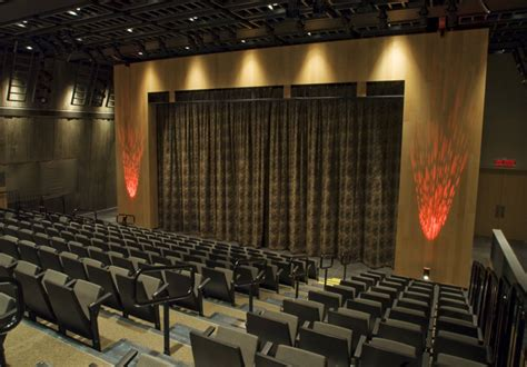 on site curtain drape cleaning for theaters stages