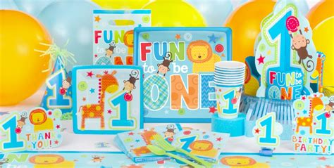 birthday party ideas 1st birthday party ideas at one boy 39 s 1st birthday party supplies party city