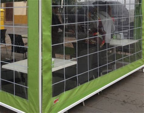 Wind Und Regenschutz Für Terrasse by Wind Und Regenschutz F 252 R Freir 228 Ume