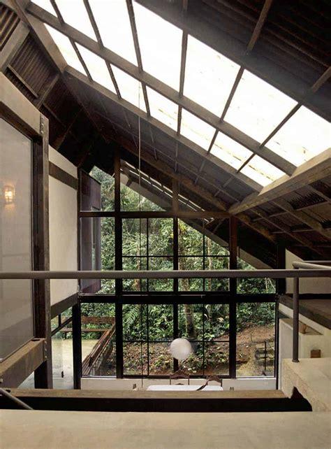 tropical beach house   brazilian jungle