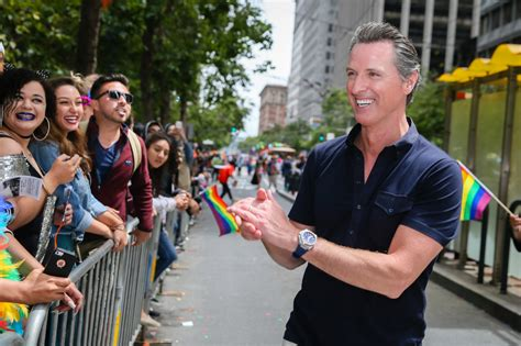 Can Gavin Newsom be stopped in California governor's race?