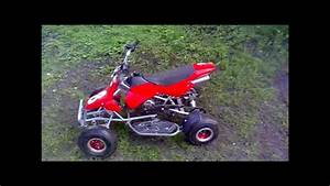 49cc Mini Quad Blata