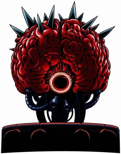 Brain Mother Wiki Villains Metroid Evil Pure