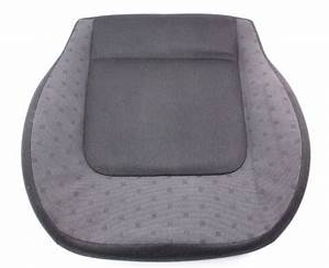Front Seat Cushion  U0026 Cloth Cover 98-05 Vw Beetle