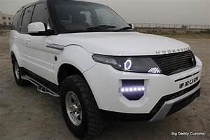 Fake Range Rover Evoque