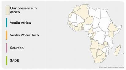 Veolia Africa Locations Customized Needs Solutions Based