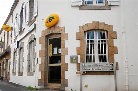 bureau de change la poste la poste les horaires ont changé etel letelegramme fr