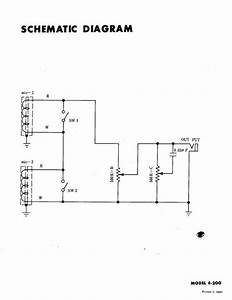 Teisco Guitar Wiring Diagram