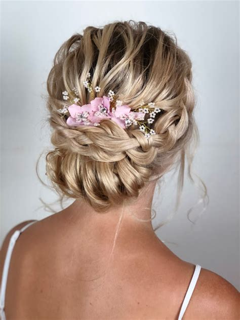 Hairstyles For Hair by Half Up Wedding Hairstyles Plaits Braids Wedding Make