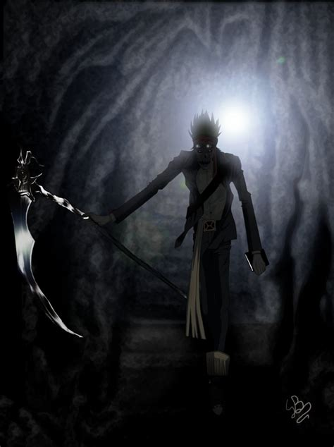 Light Yagami Shinigami by Shinigami Raito Light By Shiverbane On Deviantart