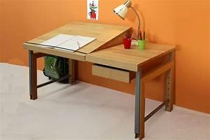 Schreibtisch 1 Klasse : ziggy der massivholz schreibtisch f r kinder kinderzimmer ~ Markanthonyermac.com Haus und Dekorationen