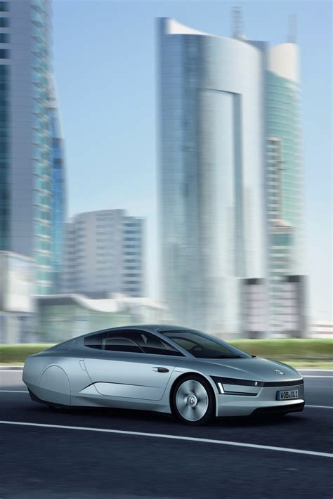 New Volkswagen Xl1 Diesel Electric Hybrid Concept Grows