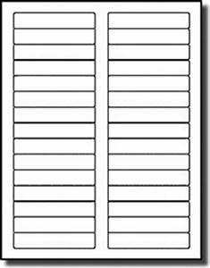 3000 white file folder labels 3 7 16 x 2 3 compulabel With 8366 labels