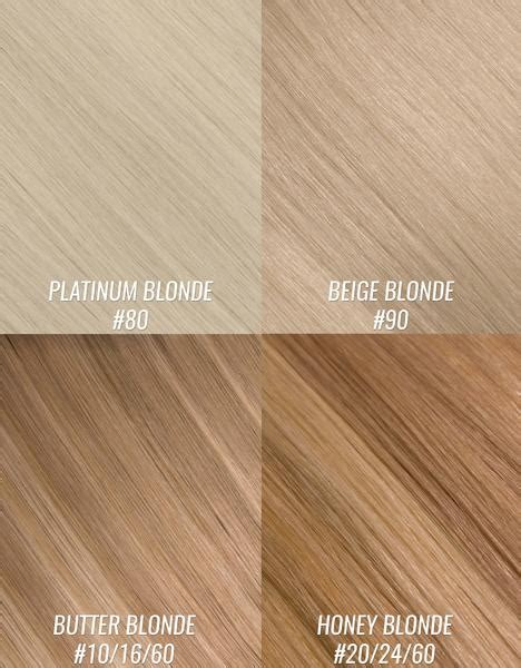 piccolina   honey blonde  hair extensions