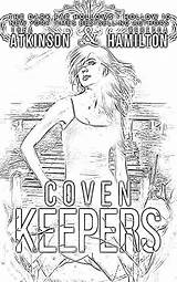 Coven sketch template