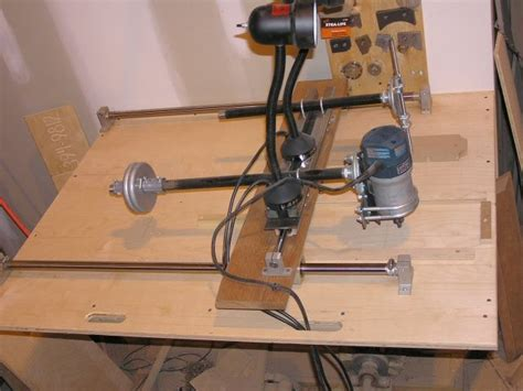 wood router duplicator diy plans blueprints  diy