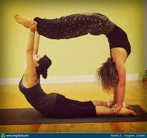 Partner Acro Yoga Poses