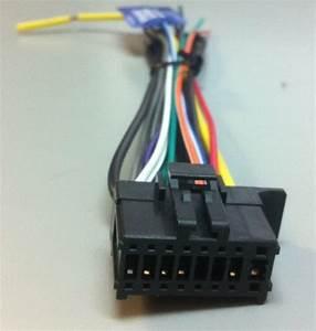 Pioneer Power W   Speaker Cord Wire Harness For Keh