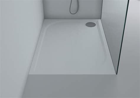 mineralguss duschwanne nachteile duschwanne 100 x 80 x 3 cm andria mineralguss duschtasse flach bodengleich inkl ablaufgarnitur