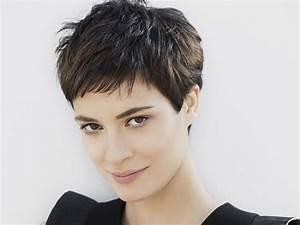 Coupe Courte 2017 : coupe courte femme cheveux fins 2017 ~ Melissatoandfro.com Idées de Décoration