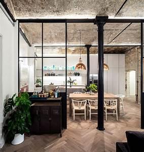R U00e9novation D U0026 39 Une Ancienne Boulangerie En Appartement