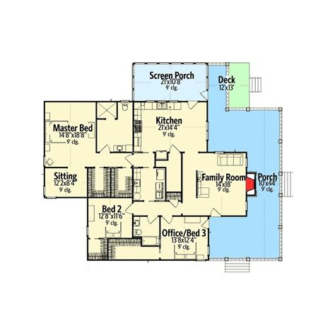 4 bedroom one house plans 4 bedroom one house plans with wrap around porch