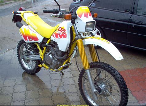 1991 Suzuki Dr350 by 1991 Suzuki Dr 350 S Pics Specs And Information