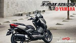 Pronto En Elche La Nueva Yamaha X-max 125    250 2014