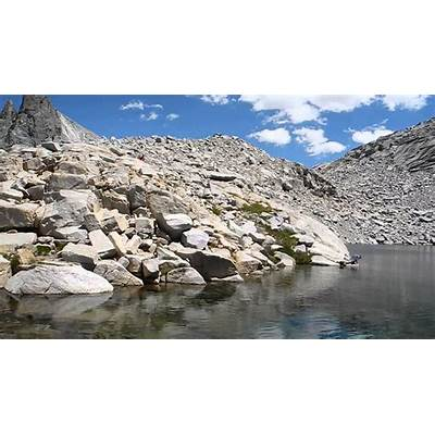 Precipice Lake - Sequoia National Park YouTube