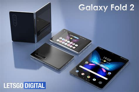 samsung galaxy fold 2 could a large second display here s a techeblog