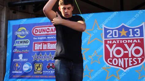 1a Finals Michael Kurti 2013 National Yo Yo Contest