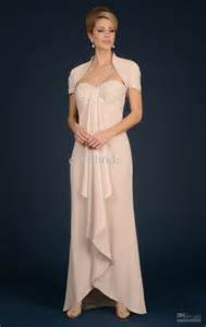 Chiffon Mother of Bride Dresses