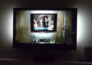 Inspired led accent lighting tv backlight contemporary for Tv accent lighting