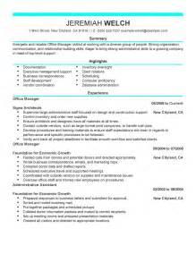 Dental Office Administrator Resume by Dental Office Manager Resume Berathen