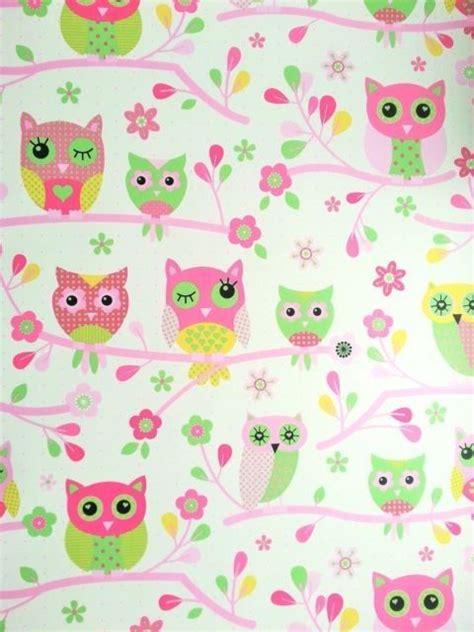 pink owl wallpaper owl wallpaper pink owl  owl