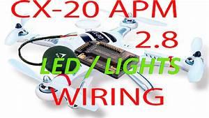 Cx20 Apm2 6 - 2 8 Led Wiring