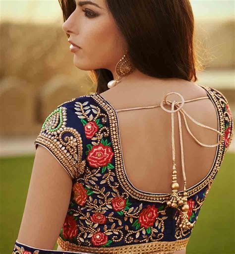 indian blouses 49 ideas for blouse neck design indian trending fashion
