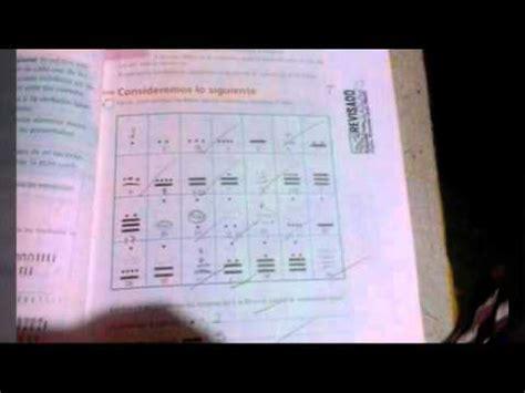 libro matem 225 ticas volumen 1 telesecundaria contestado youtube