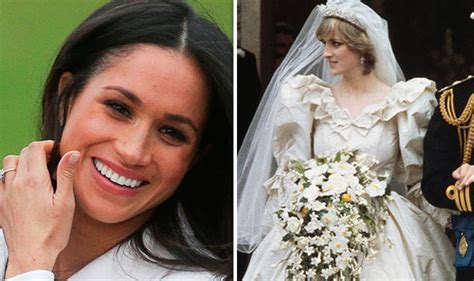 Meghan Markle Will Wear This Key Item From Princess Diana