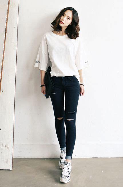 pretty tunik top atasan wanita korean fashion style copy this looks korean