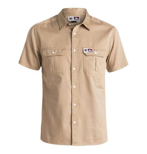 Ben Shirt ben davis shirt chemise manches courtes edywt03074 dc