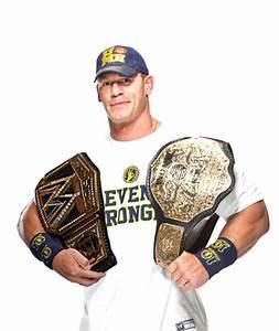 WWE John Cena World Heavyweight Champion by SimonLee1 on ...
