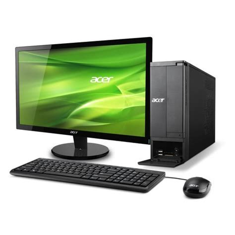 Best Place To Buy Computer Desk by Acer Desktop Memory Size 4gb Rs 25000 Rd