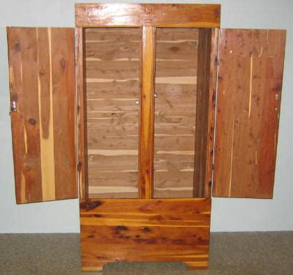 armoire wardrobe closet plans   build