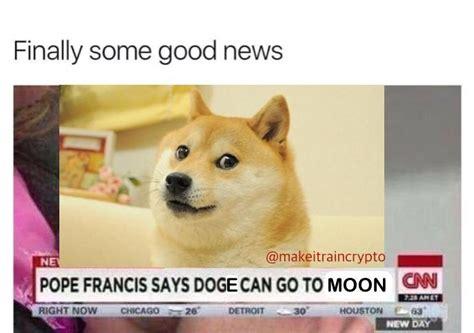 dogecoin to the moon! 🐕 : dogecoin