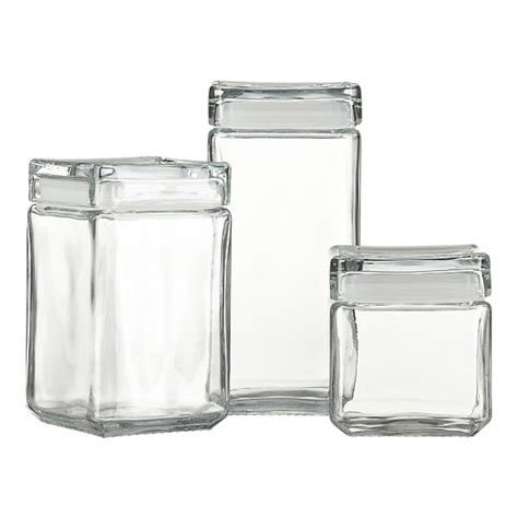 glass kitchen canisters glass kitchen canisters in the kitchen