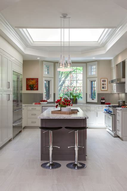 kitchen islands for sophisticated kitchen and great room transitional 5255