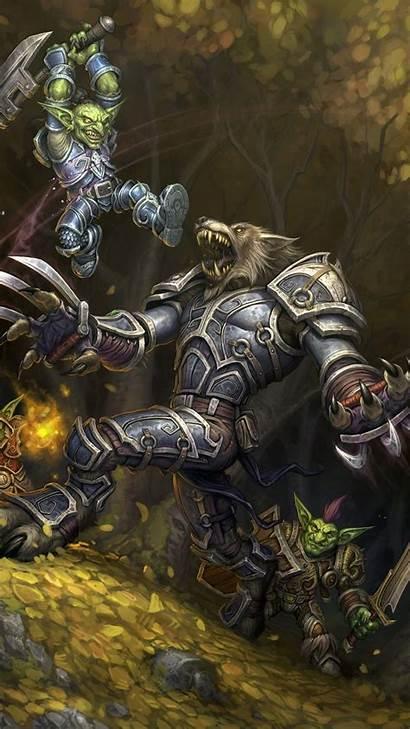 Warcraft Phone Wallpapers Iphone Cell Desktop Adorable